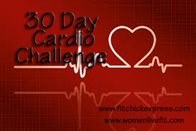 cardio challenge longmont fit chick express