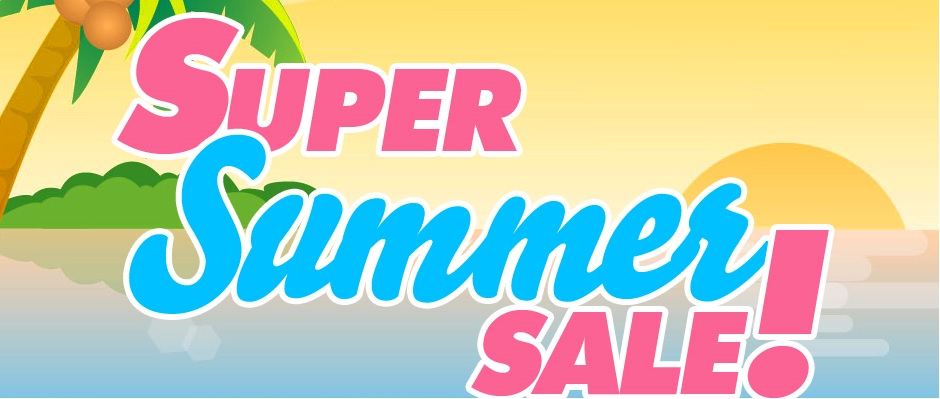 Super Summer Sale at FCE!! – Fit Chick Express